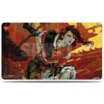 Tapis de Jeu Magic The Gathering War of the Spark / La Guerre des Planeswalkers - Version alternative - Arlinn Kord