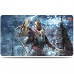 Play Mat Magic The Gathering War of the Spark / La Guerre des Planeswalkers - Version alternative - Ral Zarek