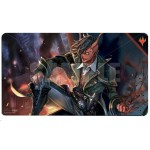 Play Mat Magic The Gathering War of the Spark / La Guerre des Planeswalkers - Version alternative - Tibalt, instigateur élancé