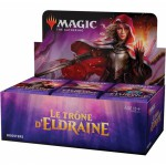 Boite de Magic The Gathering Throne of Eldraine / Le Trône d'Eldraine