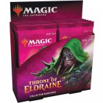 Boite de Magic The Gathering Collector - Le Trône d'Eldraine