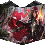 Binder & Portfolio Magic The Gathering Portfolio A4 - Throne of Eldraine / Le Trône d'Eldraine - Rowan