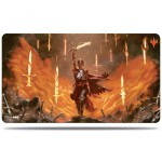 Play Mat Magic The Gathering Throne of Eldraine / Le Trône d'Eldraine - V6 - Haut Fait de Culmefer