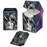 Deck Box Magic The Gathering Throne of Eldraine / Le Trône d'Eldraine - V2 - Oko, voleur de couronnes