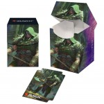 Deck Box Magic The Gathering Throne of Eldraine / Le Trône d'Eldraine - V3 - Garruk, chasseur maudit