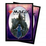 Sleeves Magic The Gathering Throne of Eldraine / Le Trône d'Eldraine - V6 - Plongeon dans l'histoire