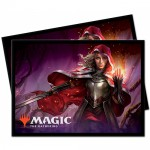 Sleeves Magic The Gathering Throne of Eldraine / Le Trône d'Eldraine - V7 - Rowan