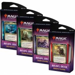 Deck Magic The Gathering Throne of Eldraine / Le Trône d'Eldraine - Brawl Deck - Lot de 4