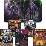 Kit Tournoi Force of Will TCG Thème HALLOWEEN