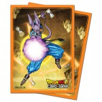 Sleeves Dragon Ball Super Beerus