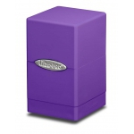 Deck Box  Satin Tower - Violet