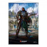 Wall Scroll Magic The Gathering Version Vitrail - Gideon