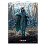 Wall Scroll Magic The Gathering Version Vitrail - Jace
