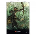 Wall Scroll Magic The Gathering Version Vitrail - Vivien