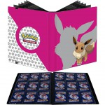 Portfolio Pokemon Pro-Binder - Evoli - 20 pages de 9 cases (360 cartes recto-verso)