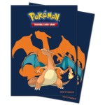 Sleeves Pokemon Dracaufeu - Charizard