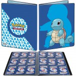 Portfolio Pokemon Carapuce - 10 pages de 9 cases (180 cartes recto-verso)