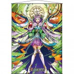 Wall Scroll - Décoration Force of Will TCG Kaguya