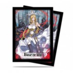 Sleeves Force of Will TCG Valentina