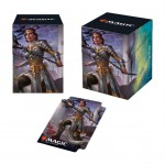 Deck Box Magic The Gathering Theros Beyond Death / Théros par-delà la mort - V3 - Elspeth, némésis du Soleil