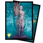 Sleeves Magic The Gathering Elspeth, némésis du Soleil - Version Alternative