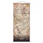 Wall Scroll Magic The Gathering Theros Beyond Death / Théros par-delà la mort - V4 - Kiora vainc la déesse de la Mer