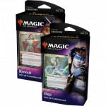 Deck Magic The Gathering Throne of Eldraine / Le Trône d'Eldraine EN ITALIEN (2 Decks)