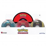 Pokebox Pokemon Coffret février 2020 : Pokeball x5 + Quickball x1