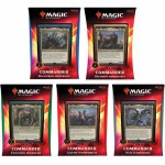 Deck Magic The Gathering Ikoria - Commander 2020 (5 Decks)