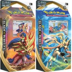 Deck Pokemon Clash des Rebelles (2 Decks)