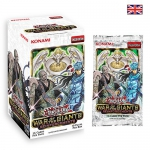 Boite de Yu-Gi-Oh! War of the Giant Reinforcements