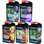 Deck Magic The Gathering Édition de Base 2021 (5 Decks)