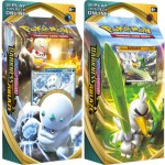 Deck Pokemon Ténèbres Embrasées (2 Decks)