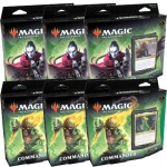 Deck Magic The Gathering Renaissance de Zendikar - Commander (6 Decks)