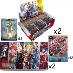 Kit Tournoi Force of Will TCG Kit De Pre-Release - Saga Cluster - The Epic of the Dragon Lord - Version Anglaise