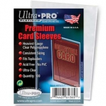 Sleeves  Premium Stor Safe - Clear
