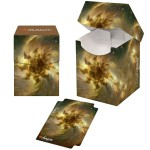 Deck Box Magic The Gathering Celestial Plaine