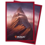 Sleeves Magic The Gathering Unstable Montagne