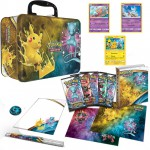 Coffret Pokemon Valise de Collection - Pikachu et Mew