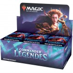 Boite de Magic The Gathering de draft - Commander Legendes