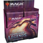 Boite de Magic The Gathering Collector - Commander Legendes