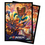 Sleeves Magic The Gathering Cobra de Lotus