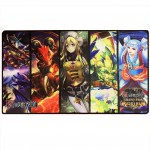 Tapis de Jeu Force of Will TCG 60x35cm - Grand Prix 2018