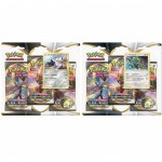 Pack 3 Boosters Pokemon Clash Des Rebelles (2 tri-packs)