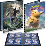 Portfolio Pokemon Pikachu Vmax & Zarude - 10 pages de 4 cases (80 cartes recto-verso)