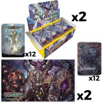 Kit Tournoi Force of Will TCG Kit De Pre-Release - S2 - Saga Cluster 2 - The Magic Stone War – Zero - Version Anglaise