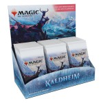 Boite de Magic The Gathering d'extension - Kaldheim