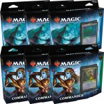 Deck Magic The Gathering Commander - Kaldheim (6 Decks)