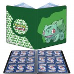 Portfolio Pokemon Bulbizarre - 10 pages de 9 cases (180 cartes recto-verso)