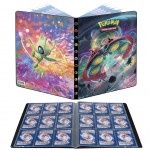 Portfolio Pokemon Voltage Eclatant - 10 pages de 9 cases (180 cartes recto-verso)
